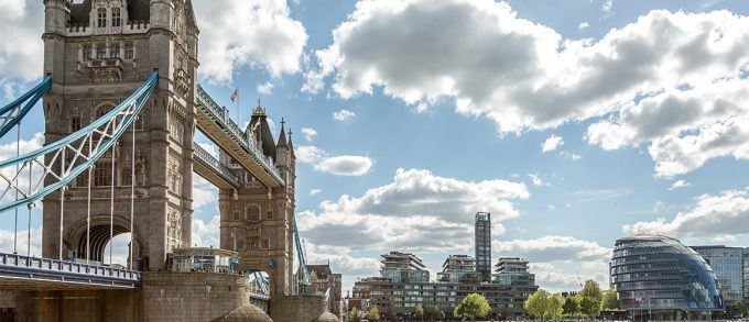 Luxurious apartments in the shadow of Tower Bridge