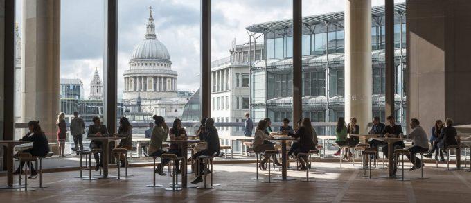 Bloomberg European headquarters, London