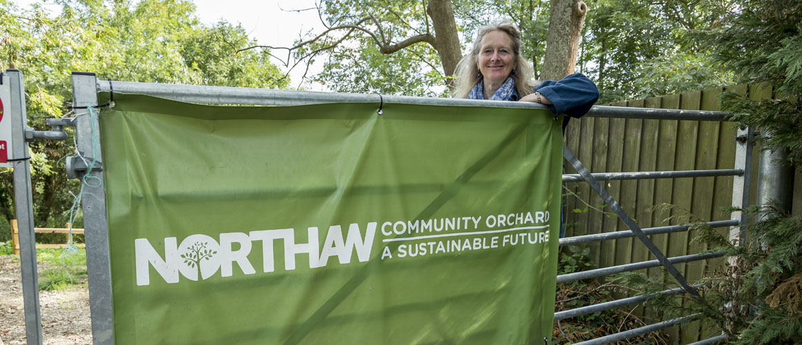Northaw Community Orchard