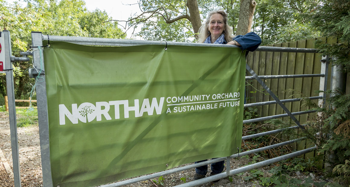 Northaw Community Orchard