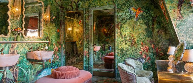 Opulence and lavish interiors continue at Annabel's